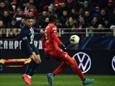 Six-goal PSG into French Cup semi-finals as Lyon knock out Marseille. AFP