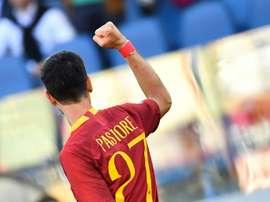 Pastore veut rester à la Roma jusqu'en 2022. AFP