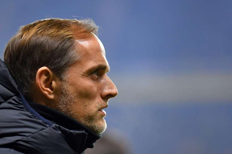 Tuchel out to break PSG's last 16 jinx against ex-club Dortmund. AFP