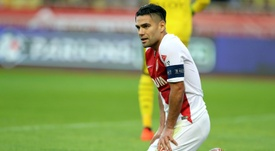 Monaco's disastrous start to the season continued. AFP