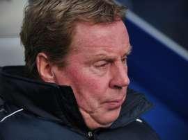 El técnico inglés consiguió salvar al equipo el pasado curso. AFP