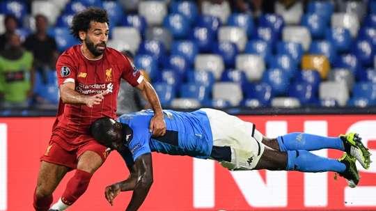 Koulibaly resterà al Napoli. AFP