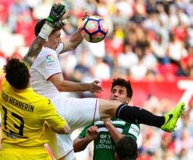 Sevilla drew at home against Leganes.