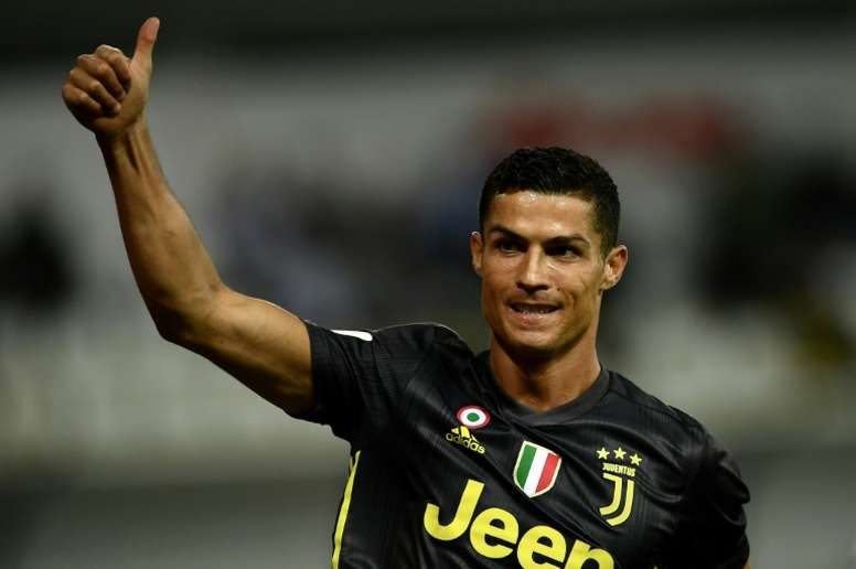 Ronaldo earns more than 14 Serie A sides. AFP