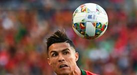 Cristiano Ronaldo assigné à comparaître aux États-Unis. AFP