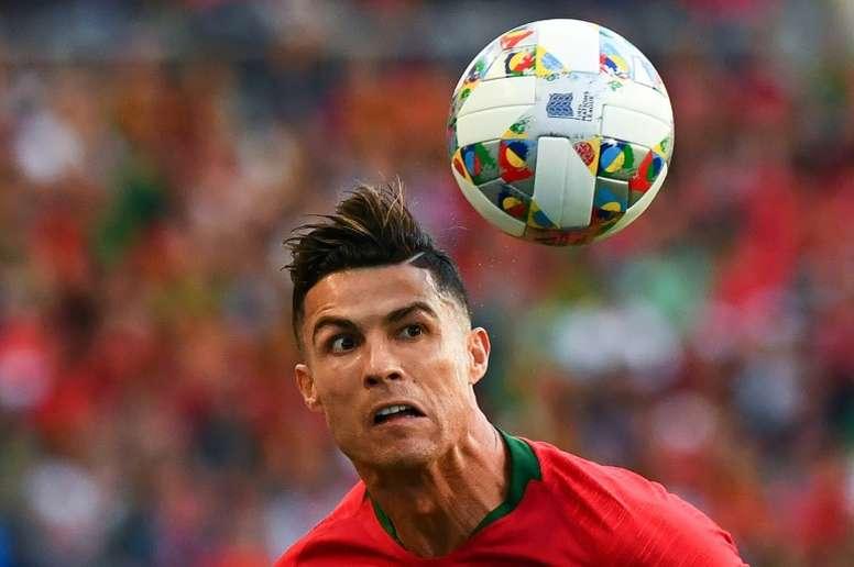 Cristiano Ronaldo no se enfrentará a cargos. AFP