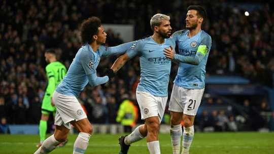 Guardiola stays coy as City aim to advance quadruple bid
