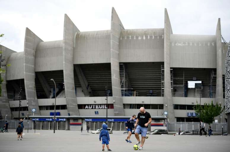 As football restarts around Europe, France questions decision end to season early