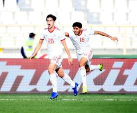 Sardar fired Iran into the knockout phase of the Asia Cup. GOAL