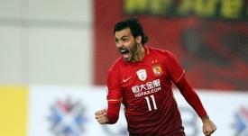 Ricardo Goulart vai jogar pelo Hebei Fortune. AFP