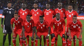 Sudan continue to surprise in CHAN after beating Libya on penalties. AFP