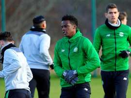 Boyata has been subject to interest from the Premier League. AFP