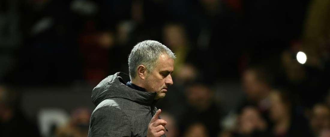 United levou três pontos de ouro. AFP