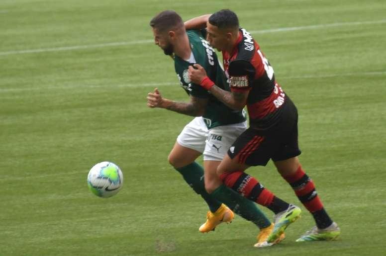 In reversal, Brazil court allows virus-hit Flamengo match