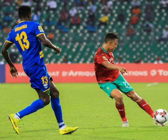 Morocco trounced Uganda 5-2 Tuesday to reach the African Nations Championship quarter-finals. AFP