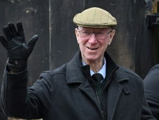 England 1966 great and Irish football 'icon' Jack Charlton dies. AFP