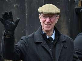 England 1966 great and Irish football 'icon' Jack Charlton dies. AFP