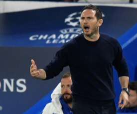 Lampard évoque une possible prolongation. AFP