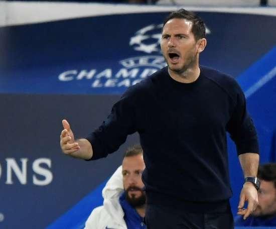 Lampard évoque une possible prolongation. AFP