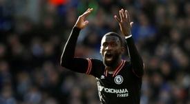 Chelsea contraint de mettre Rüdiger en vente. AFP