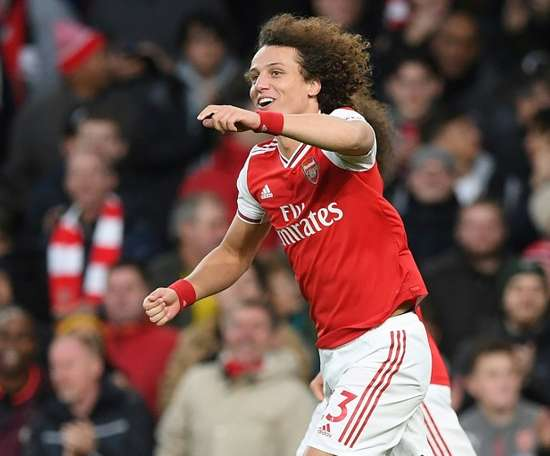 David Luiz racconta il trasferimento in Premier. AFP