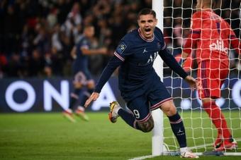 Paris s'impose sur le fil contre Lyon. AFP