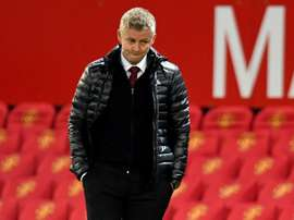 Solskjaer vows 'we'll put it right' after Man Utd drop points. AFP