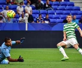 Celtic won 2-0. AFP