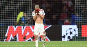 Hakim Ziyech had to overcome difficult situations. AFP