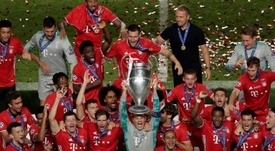 European giants such as Bayern Munich could be part of an 18-team European Premier League. AFP
