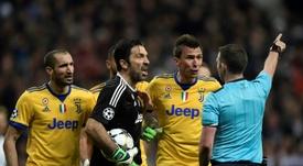 Treinador da Juventus diz que os campeões vivem da adrenalina deste tipo de jogos. EFE
