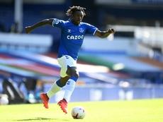 Could Moise Kean make his debut for Paris Saint-Germain this weekend? . AFP