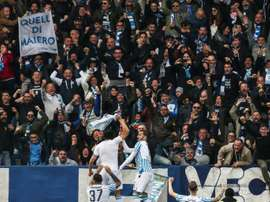 Spal made Juventus wait for their title party. AFP