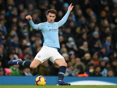 Aymeric Laporte signs contract extension with Man City.
