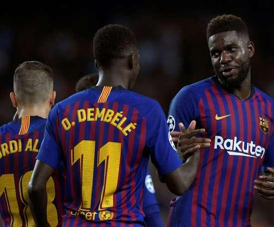 Le Barça cherche le candidat idéal. AFP