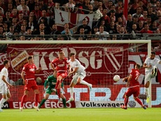 Bayern progress in German Cup. AFP