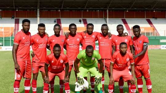 Nkana are unbeaten in the 60 CAF games. AFP