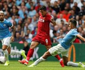La Premier League va demande la baisse des salaires des joueurs. AFP