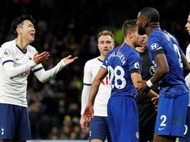 Lampard wants action over racist abuse of Rudiger after Chelsea sink Spurs. AFP