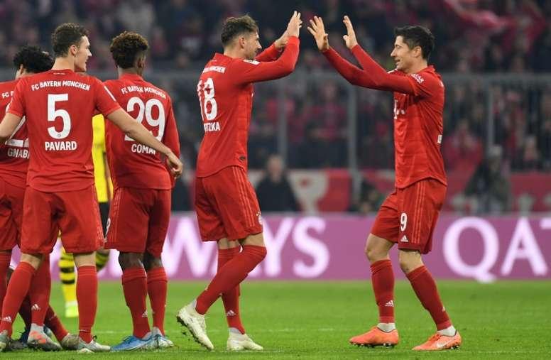 La surprenante option du Bayern pour le poste de latéral droit. AFP