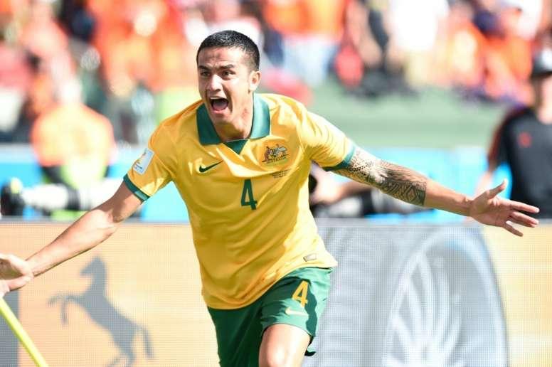 Australia debutará ante Francia en el Mundial. AFP