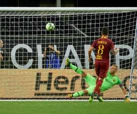 Perotti is one of the players out. AFP