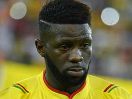 Bakary Sako has scored six goals in 14 appearances for Mali