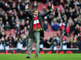 Arsenal legend Tony Adams considers move to Brondby. BeSoccer