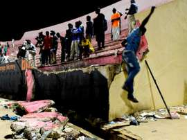 Senegal's US Ouakam have been suspended after the stadium tragedy. AFP