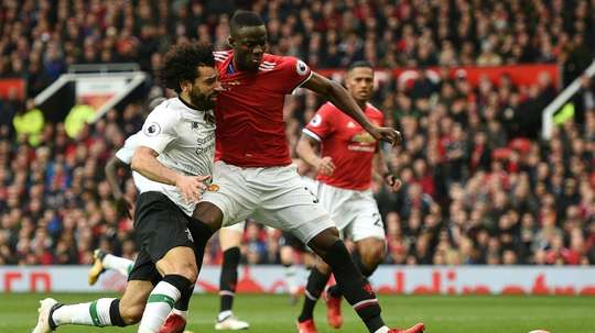 Eric Bailly vers l'Italie ? AFP