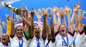Belgium join list of contenders to host 2023 women's World Cup. AFP