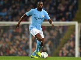 Yaya Touré não pensa em aposentadoria. AFP