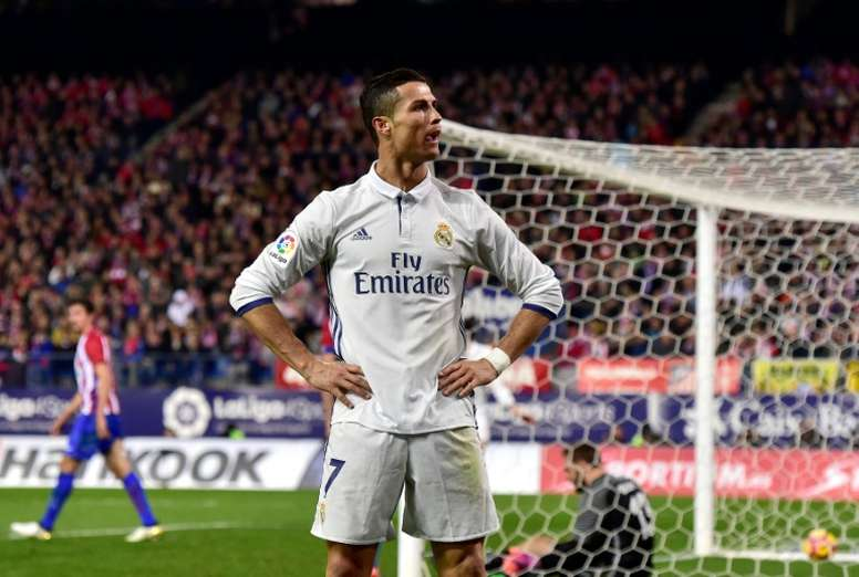 Ronaldo says he has fully complied with British and Spanish fiscal requirements. AFP