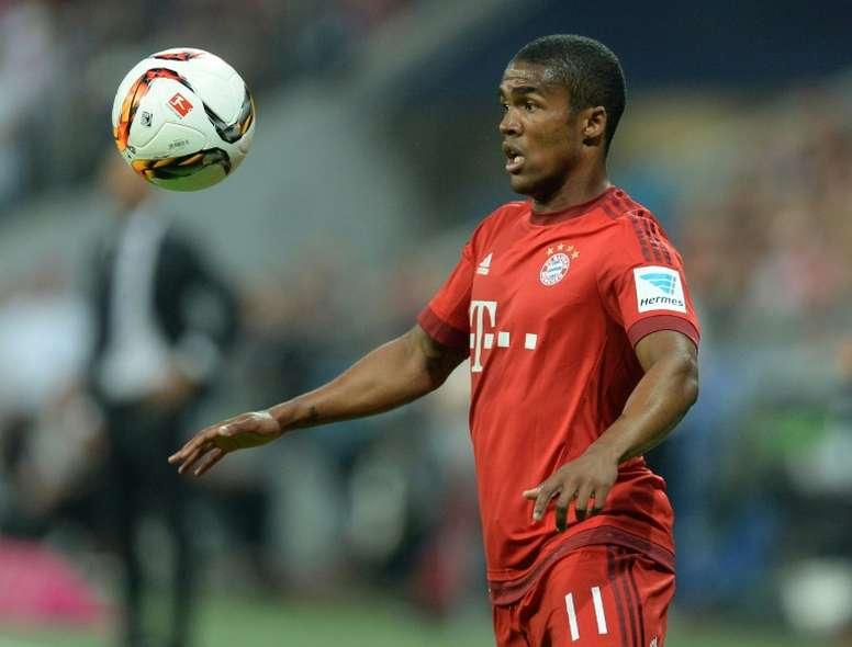 Les meilleurs moments de Douglas Costa au Bayern Munich. Dugout